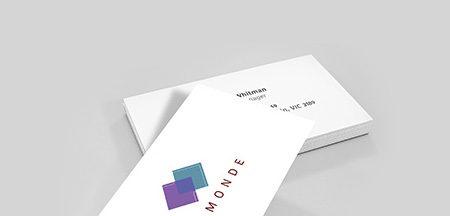 Basic Card Business Card Printing