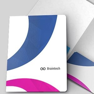 Large Presentation Folder Printing