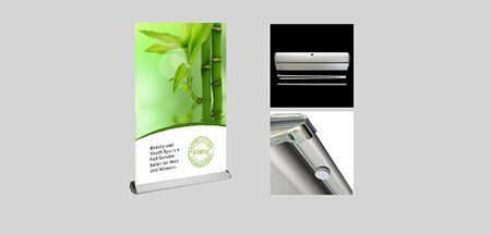 Deluxe Pull Up Banner Printing