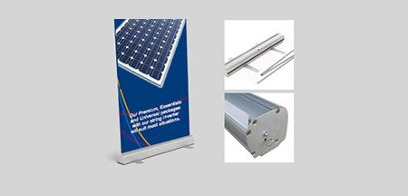 Discount Pull Up Banner Printing