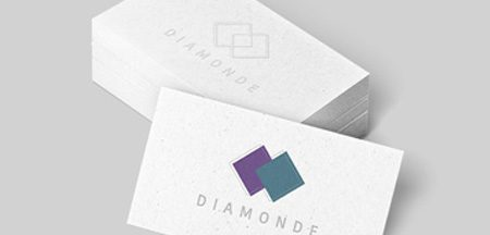Embossed Cards Business Card Printing