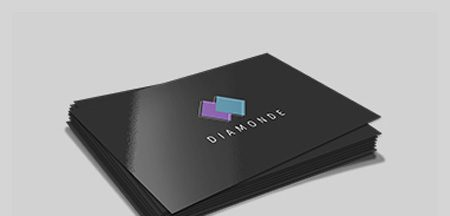 Glossy Cards Business Card Printing