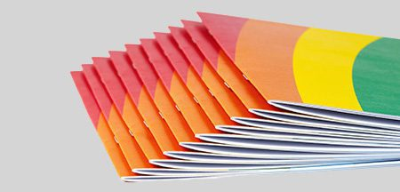 Booklet Printing Saddle Stitch Booklet