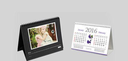 A5 Desktop Calendar Printing Melbourne
